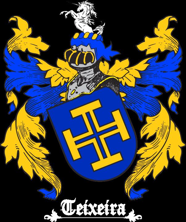 Brasão Familia Teixeira